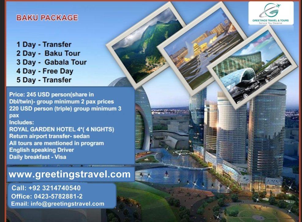 Baku Tour Dubai Tour New Year Packages Tashkent