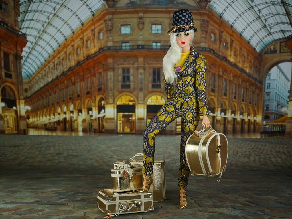 Collecting Fashion Dolls by Terri Gold: Italian Doll Convention in Milan Begins Saturday