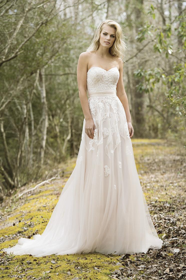 Lillian West - Model: 6461 | bridal | Pinterest