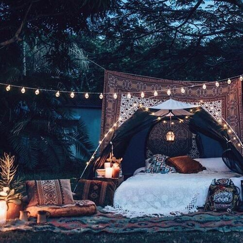 Date Night Camping Romantic Or Travel Ideas