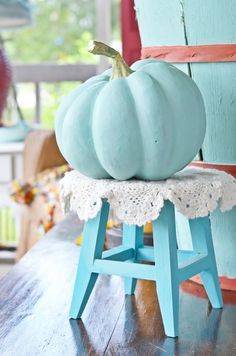 Festive Fall Porch 2016 - Cottage at the Crossroads