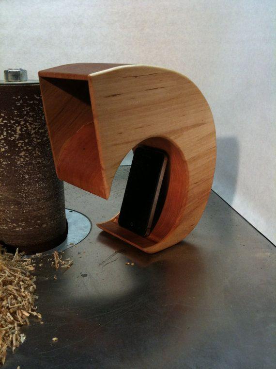 Passive Iphone Speaker Iphone Speaker Wooden Speakers Diy Speakers