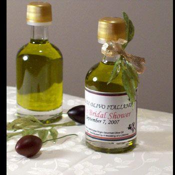 mini olive oil bottle favors | Party Ideas | Pinterest | Favors ...