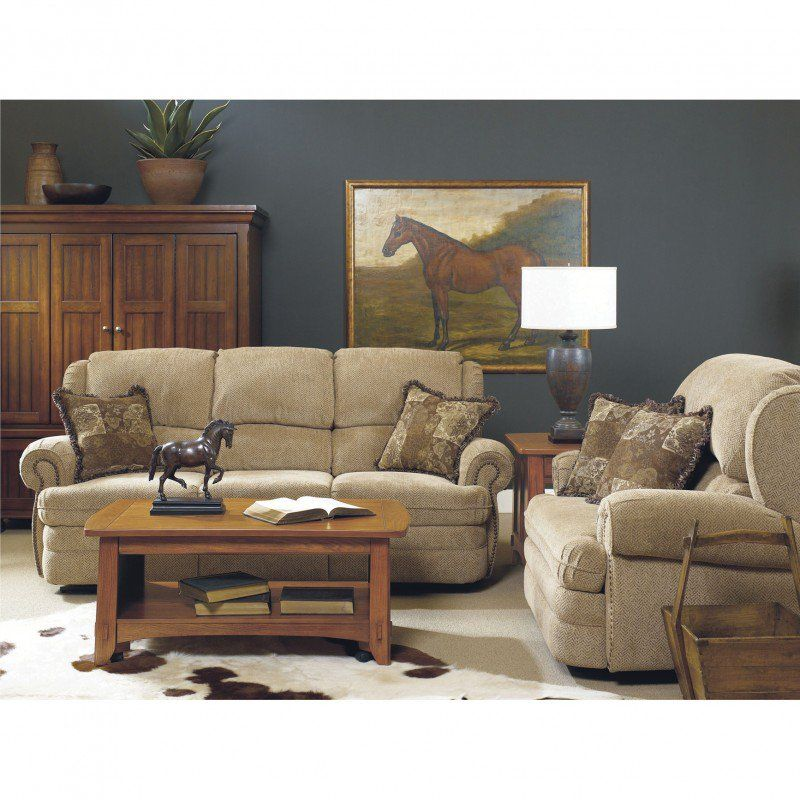 Lane Furniture Hancock Double Reclining Sofa You Choose The Fabric
