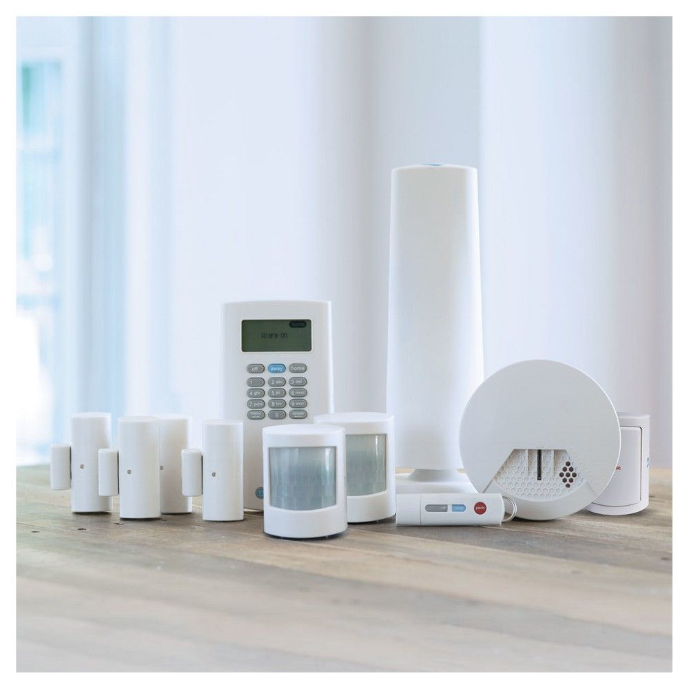 SimpliSafe Champion Home Security Kit White (TGTCHP11