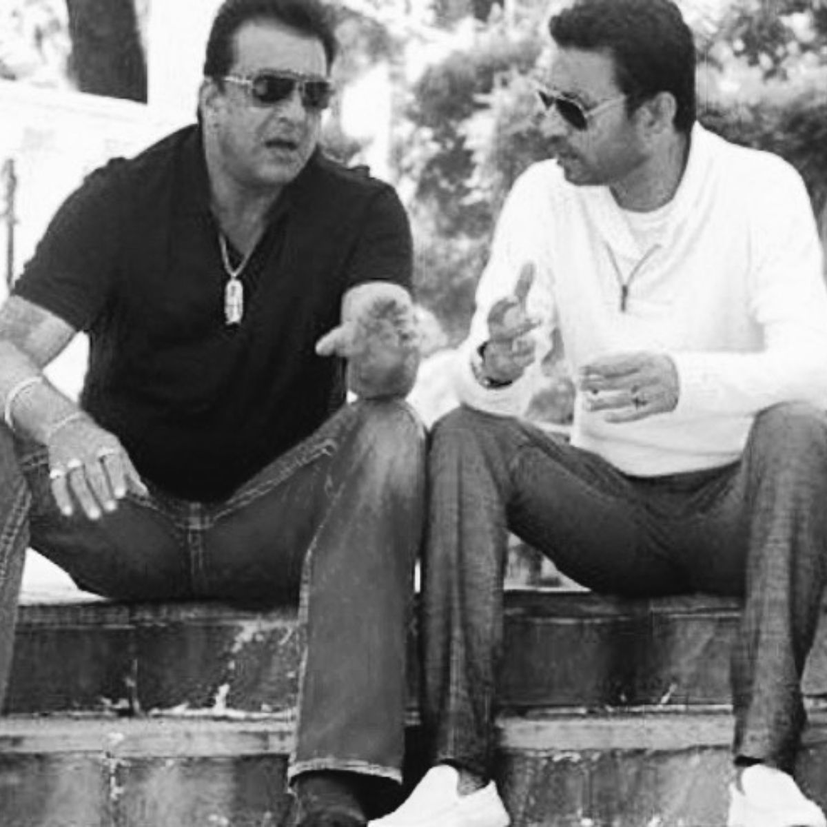 Irrfan Khan S Son Babil Reveals Sanjay Dutt Was One Of The First People To Offer Help When His Dad Passed Away In 2020 Irrfan Khan Dads Passed Away