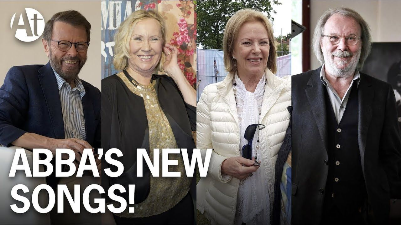 ABBA REUNION 2018! New songs! 'I Still Have Faith In You