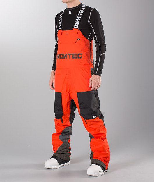 2f1574eef1c1 Montec Fenix Snow Snow Pants Mens Snowboard Pants