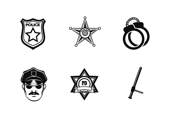 Police Icon People Person Avatar Security Police Policeman Occupation Guard Policemen Whistle Avatars Guardian Profes Icon Law And Justice Police