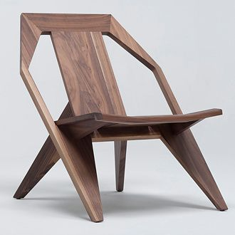 Konstantin Grcic Medici Low Chair & Konstantin Grcic Medici Low Chair   Design   Pinterest   Wood design ...