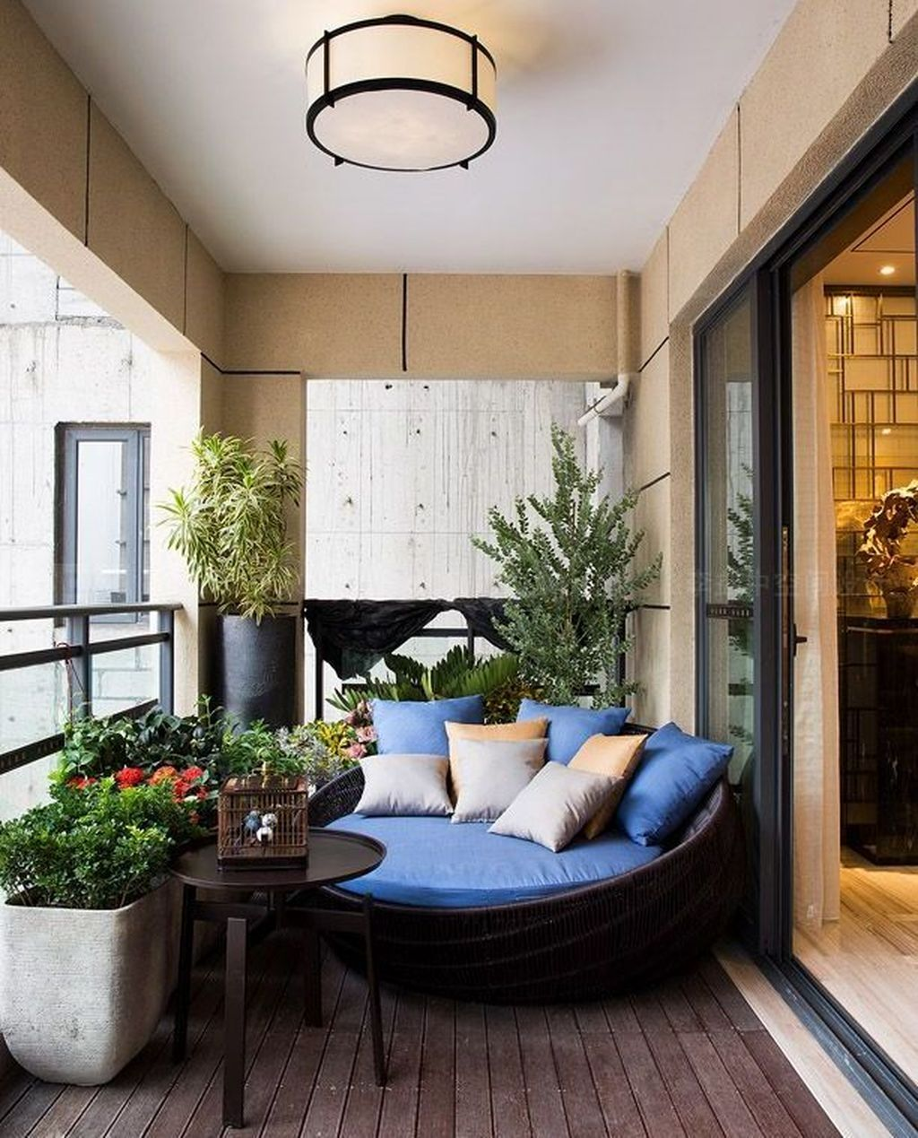 45 Best And Beautiful Balcony Design And Decor Ideas ...