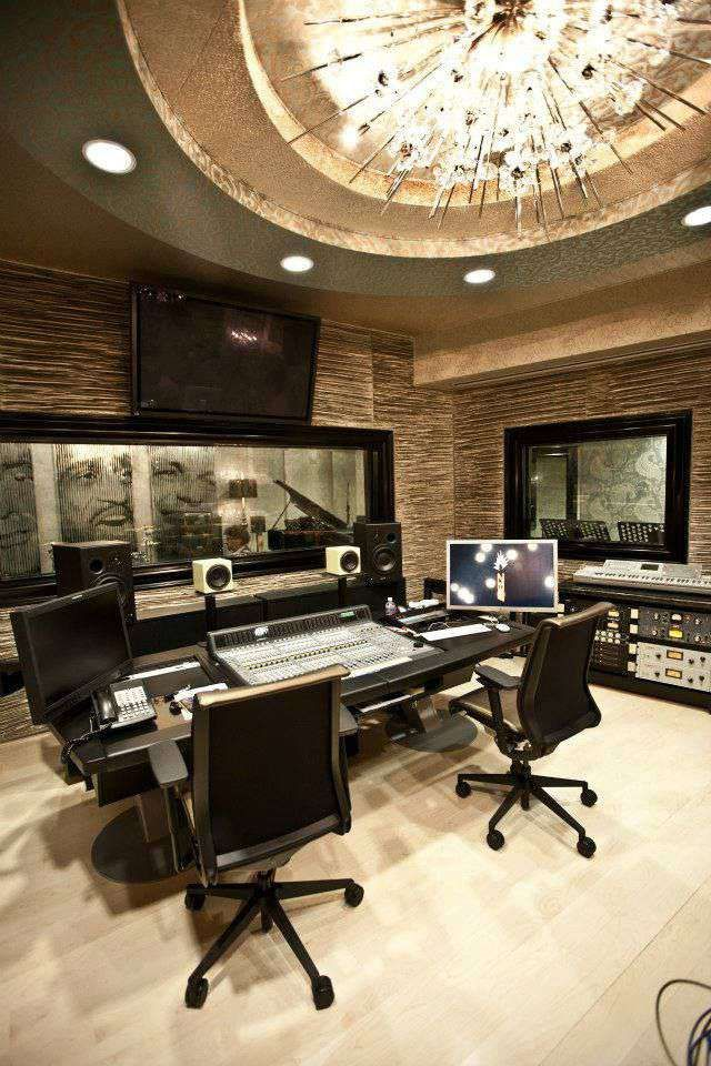 cool music studio ideas and how to build one playing is way channel   inspiring interior design also rh pinterest