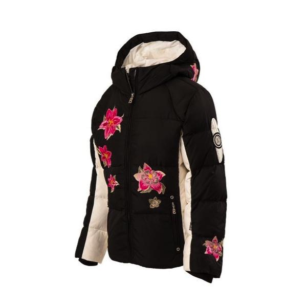 ff3d9a946a1 Bogner Leila D Girls Ski Jacket in Black