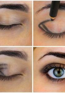 maquillage yeux pour les nulles