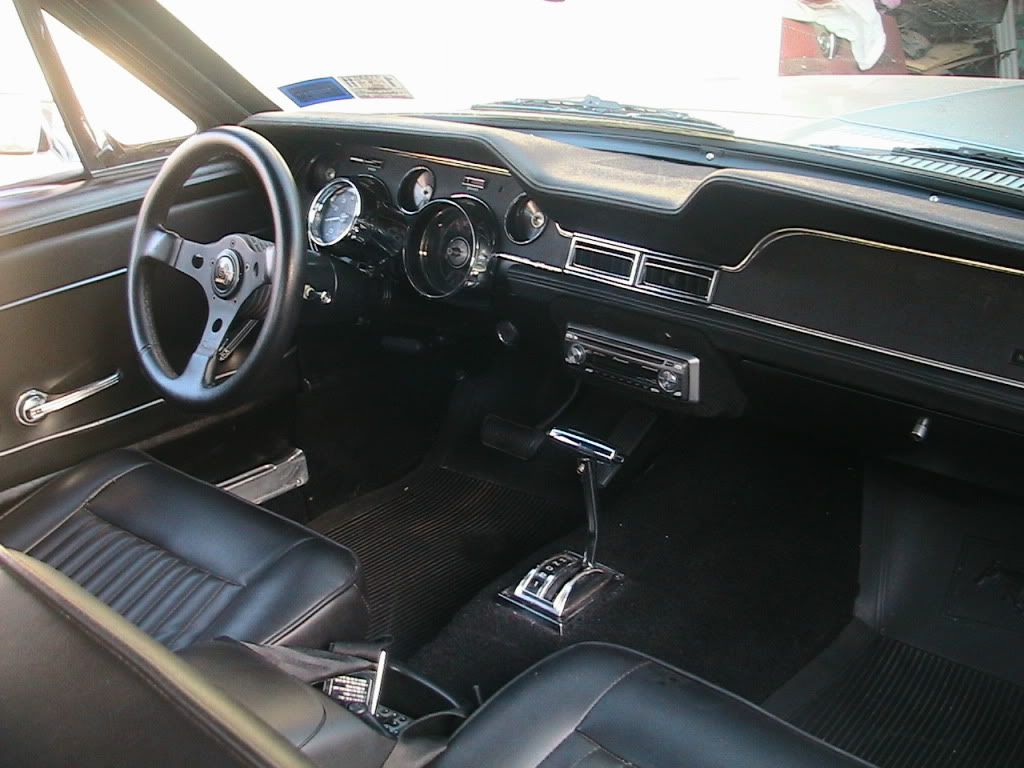 blown mustang 1967 mustang coupe mustang forums at stangnet - 1967 Ford Mustang Coupe Interior