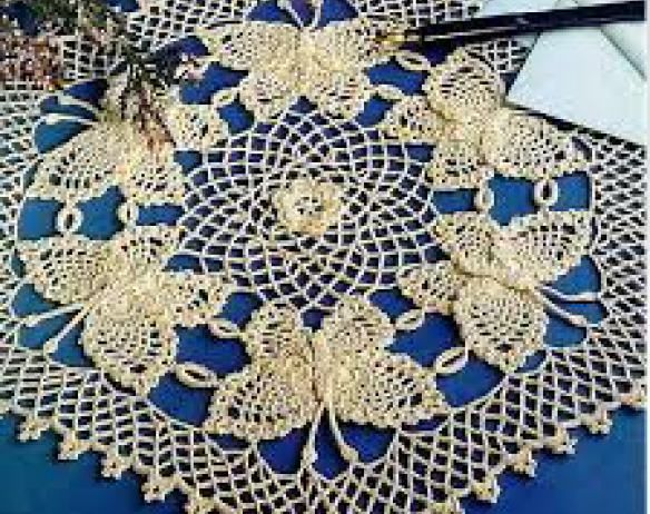 Modele Te Graniturave Te Punuara Me Grep Crochet Doily Patterns