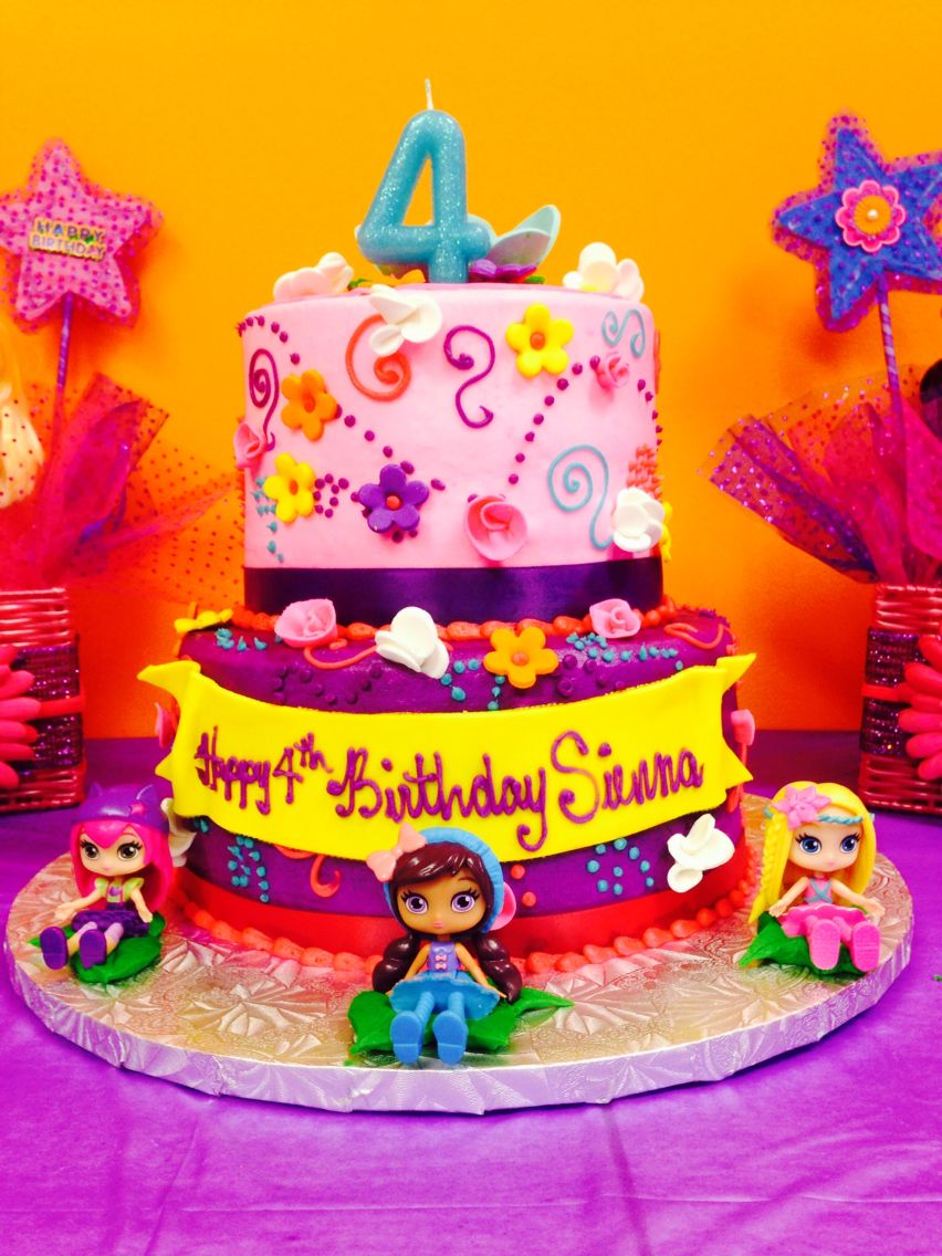 Little Charmers birthday cake | little.charmers.bday | Girls ...