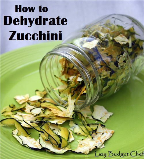 How to dehydrate zucchini flakes zucchini and recipes how to dehydrate zucchini and make dried zucchini flakes she also has a recipe to forumfinder Images