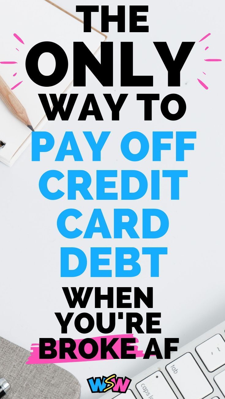 Are you struggling to pay off your credit card debt because you cant afford to pay more than the monthly minimums Then look no further I paid off my credit card debt in h...