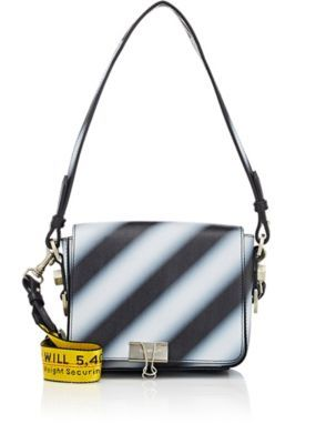 OFF-WHITE Striped Small Crossbody Bag. #off-white #bags #shoulder ...