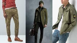Pantalones Militares Para Hombres Pantalon Militar Pantalones Verdes Pantalones Para Hombres Otono Invierno 2016 2 Moda Pantalones Militares Pantalon Hombre