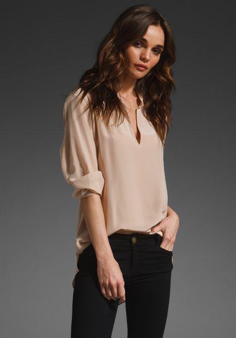 92c246b72 everyday blouse | Fall/Winter Wear | Fashion outfits, Fashion ...