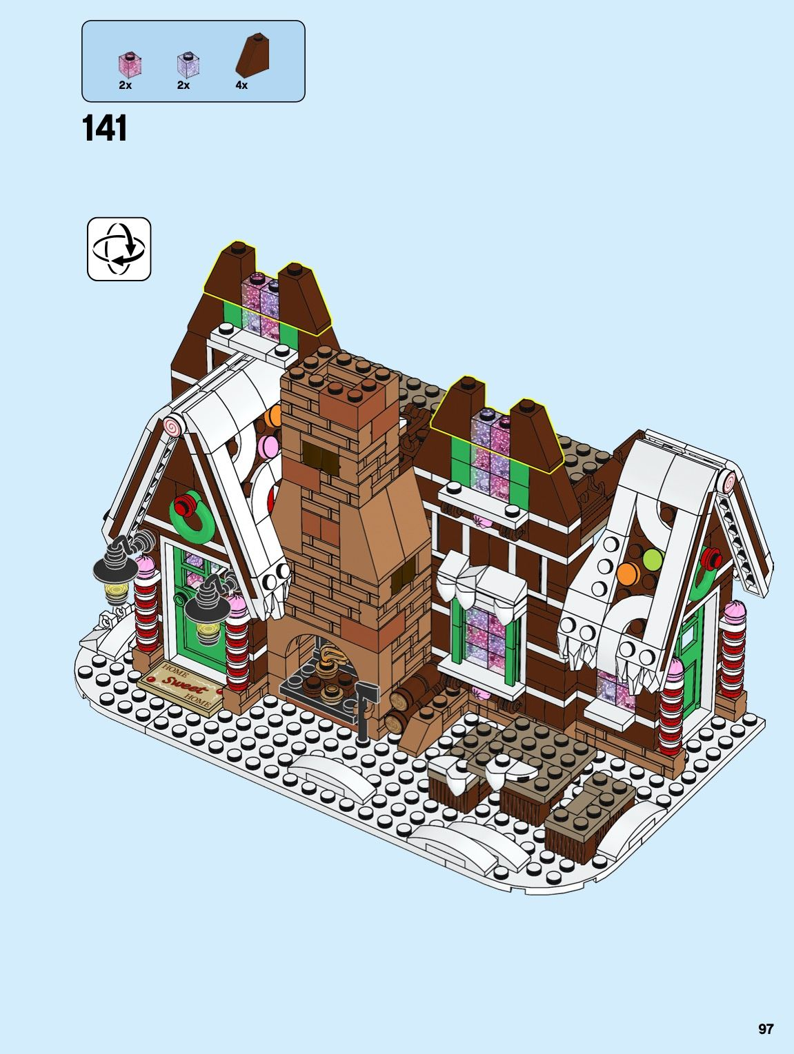 Creator Expert Gingerbread House [Lego 10267] in 2020