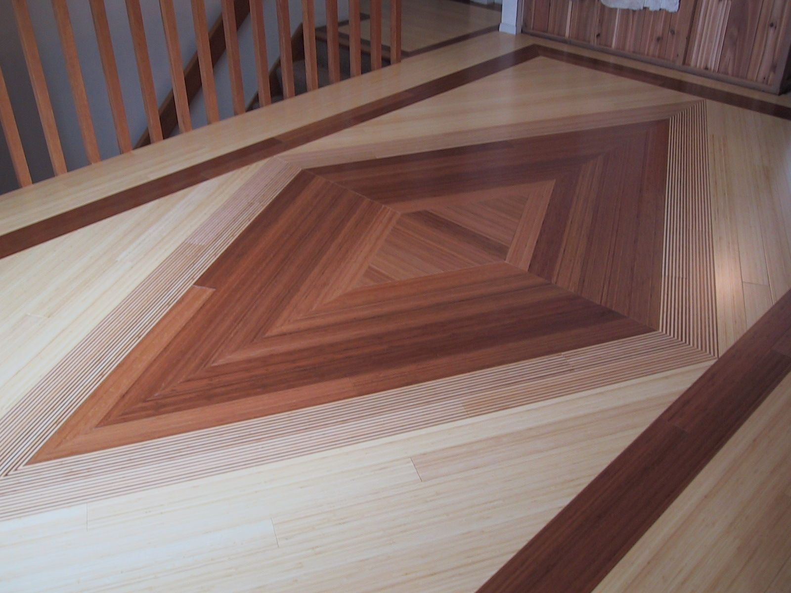 Bamboo Floor Diamond With Border 001 Jpg 1 600 1 200 Pixels