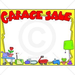 Garage Sale Clip Art Free Coolclipart Com Clip Art For