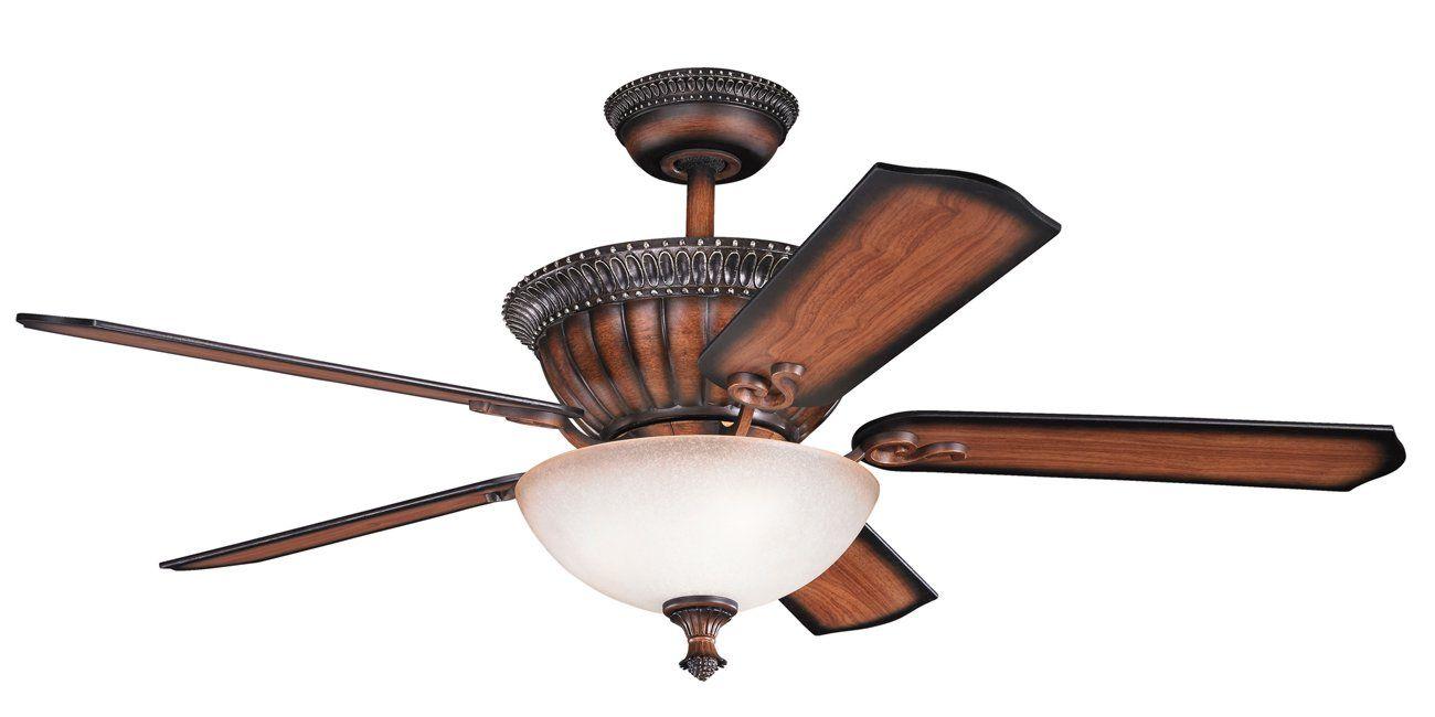 Kichler 52 Wind Speed 3 77 Mph 331 91 Lfm Cfm 4895 Ceiling