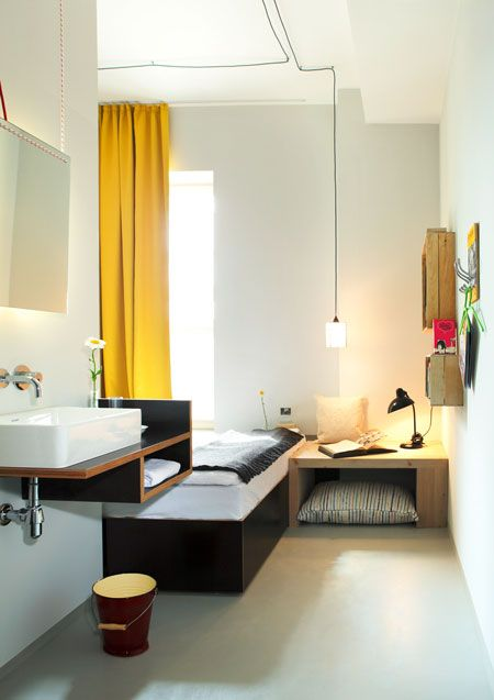 A Bathroom Is A Bedroom Is A Reading Room Is A Place Of Peace