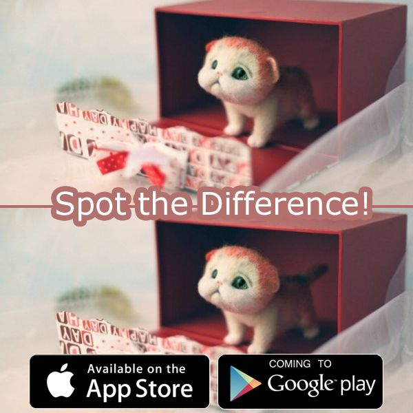 Join 'Find diff Kolobok' game on AppStore now! http://cjf.in.ua/land