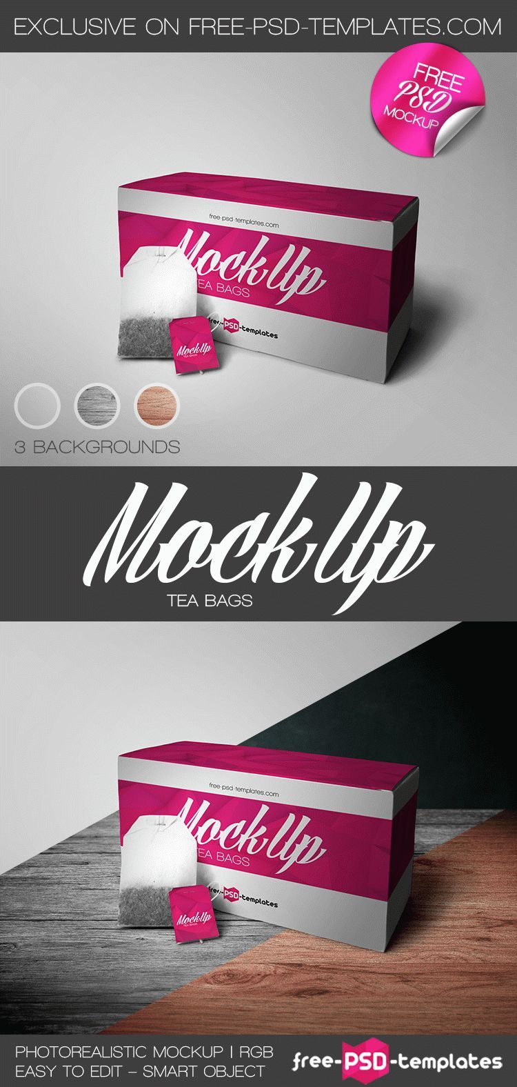 Download Free Tea Bags Psd Mockup Free Psd Templates Free Photoshop Mockup Psd Tea Bag Mockup Free Psd Psd Template Free Free Mockup