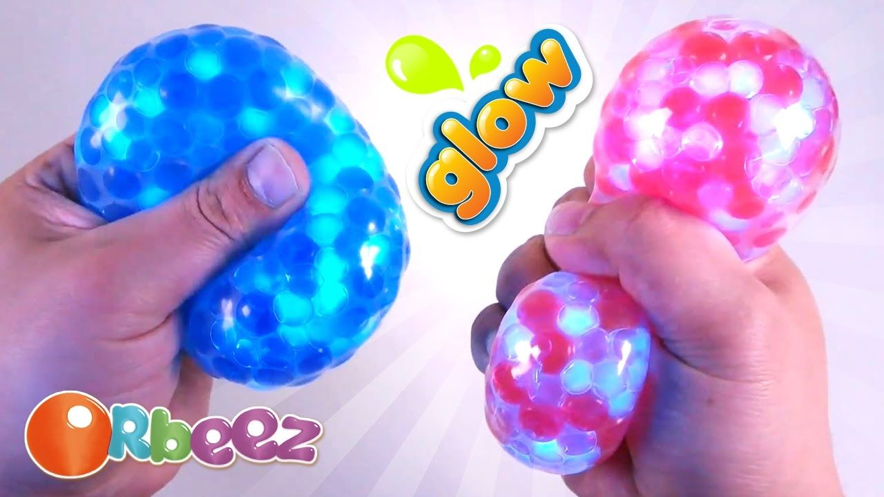 Diy Orbeez Slime Ball The Most Satisfying Slime Recipe Ever
