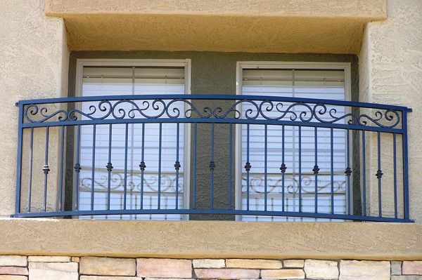 Best Ornamental Balcony Railing Iron Balcony Railing Balcony 400 x 300