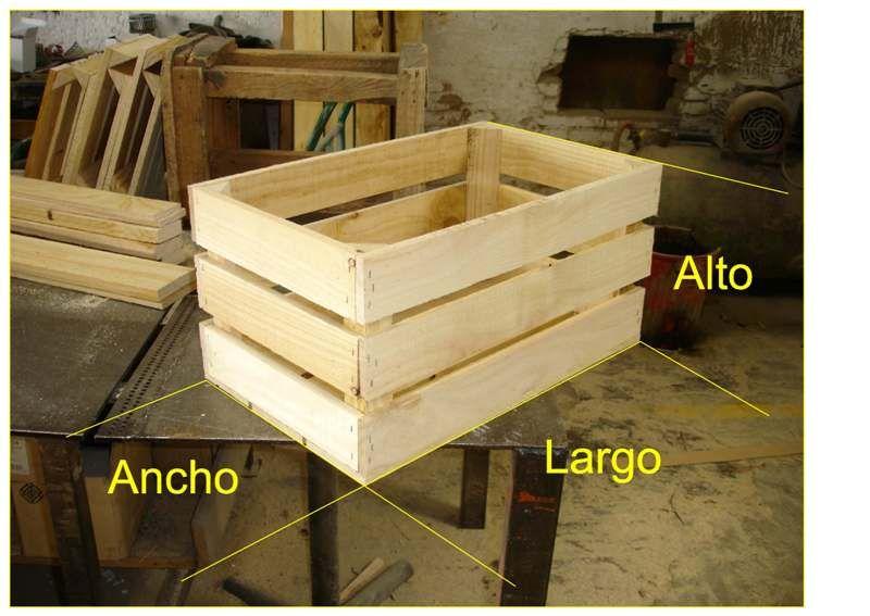 Embalajes De Madera Embalajes De Madera Cajas Madera Fruta Cajas De Madera