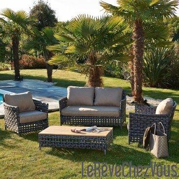Best Salon De Jardin Design Riade Photos - Awesome Interior Home ...