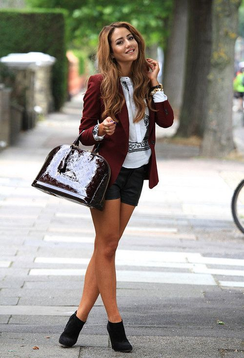 New Looks } Women Fashion Dresses for Autumn | Real Fashion Looks ...