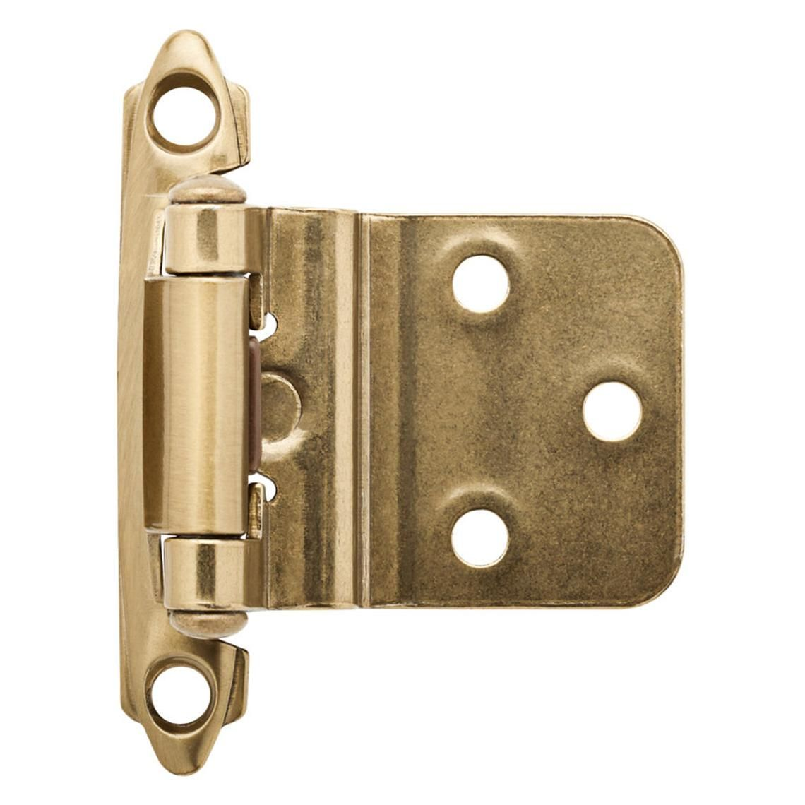 Image 0 Overlay Cabinet Hinges Self Closing Hinges Bronze