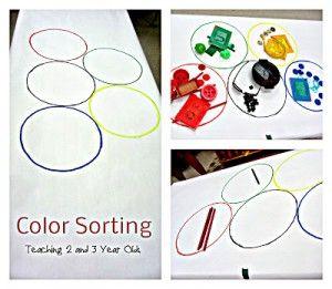 preschool learning activities