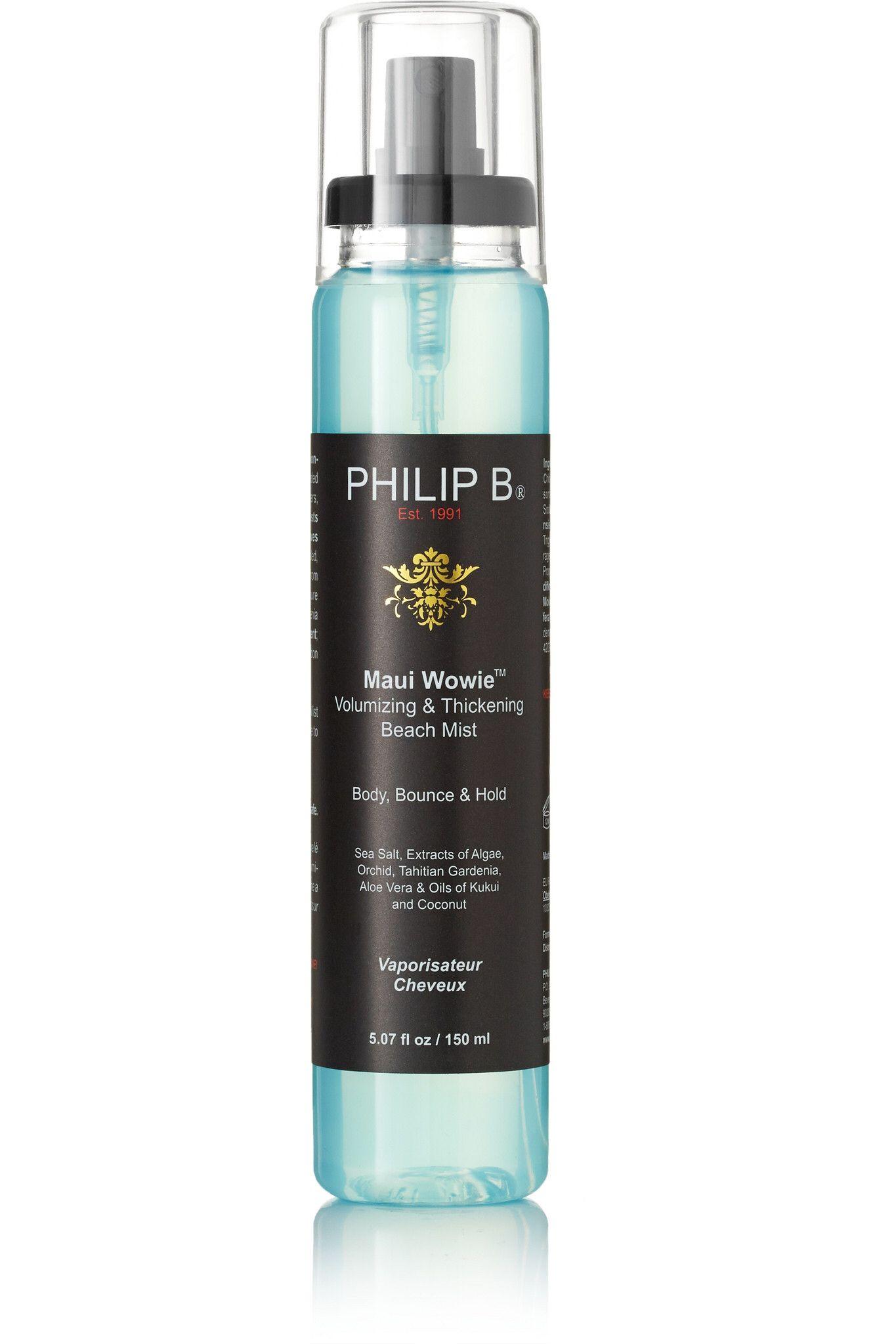 Philip B Maui Wowie Volumizing And Thickening Spray Dry Hair