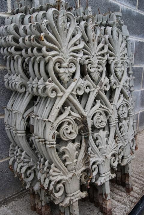 Best Original Victorian Cast Iron Staircase For Sale On 640 x 480