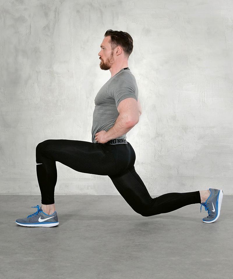 Mit diesen drei Übungen können Sie sich das Fitness-Studio