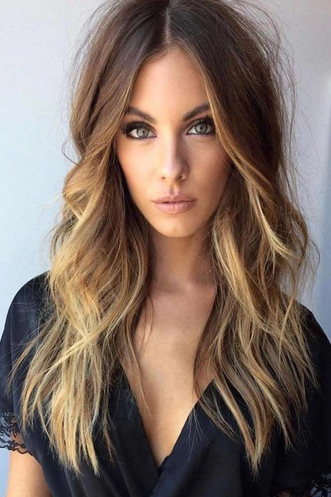 Winter Hairstyles 18 Best Winter Hair Colors ☆ Trendy Ombre Hairstyles That Make Your