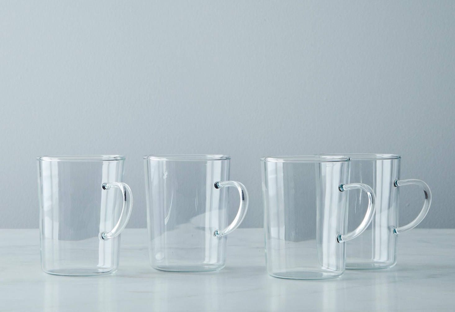 10 Easy Pieces Modern Glass Teacups Remodelista Glass Tea Cups Glass Tea Modern Glass