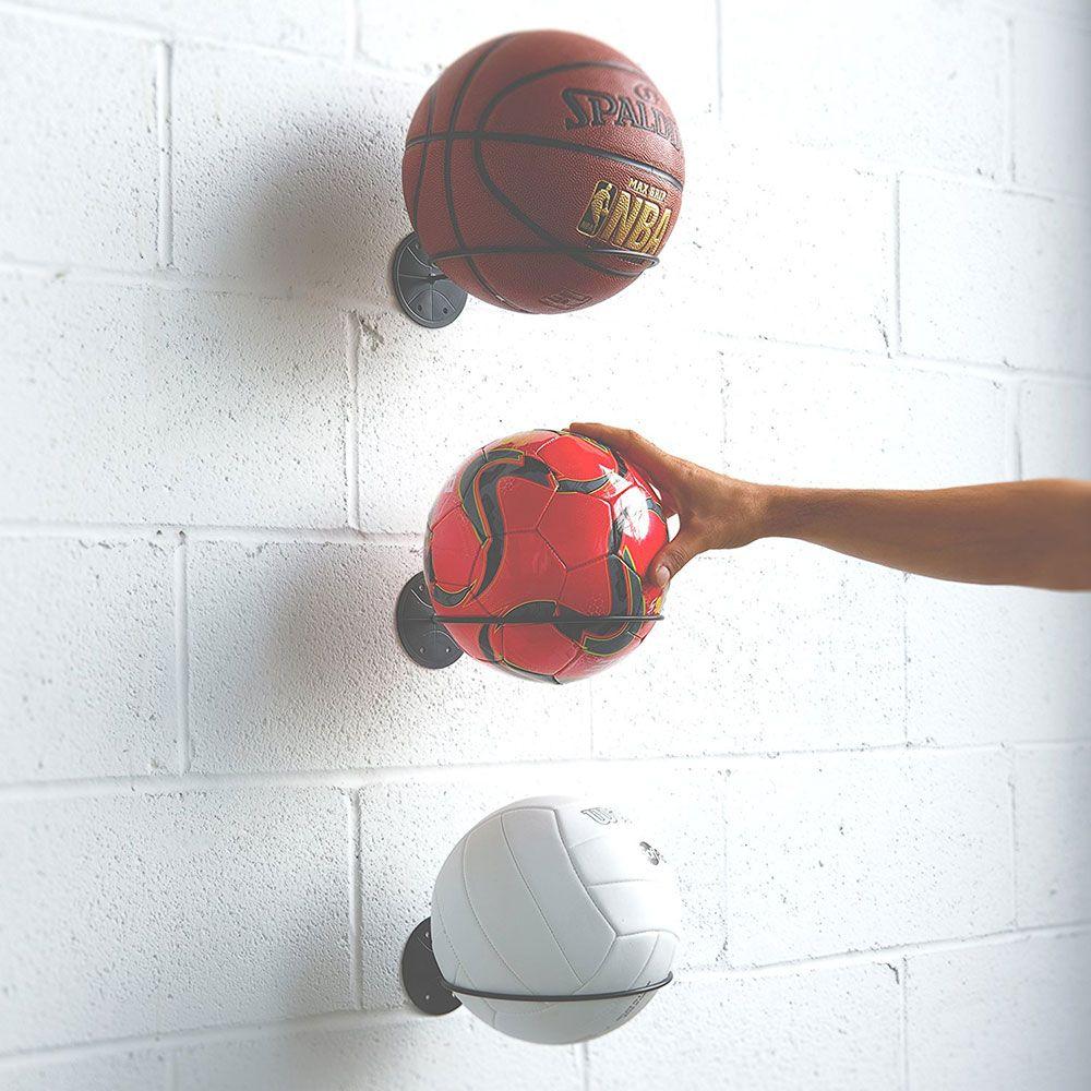 Made Of Millions Basketball Wall Display Storage Sports Wall