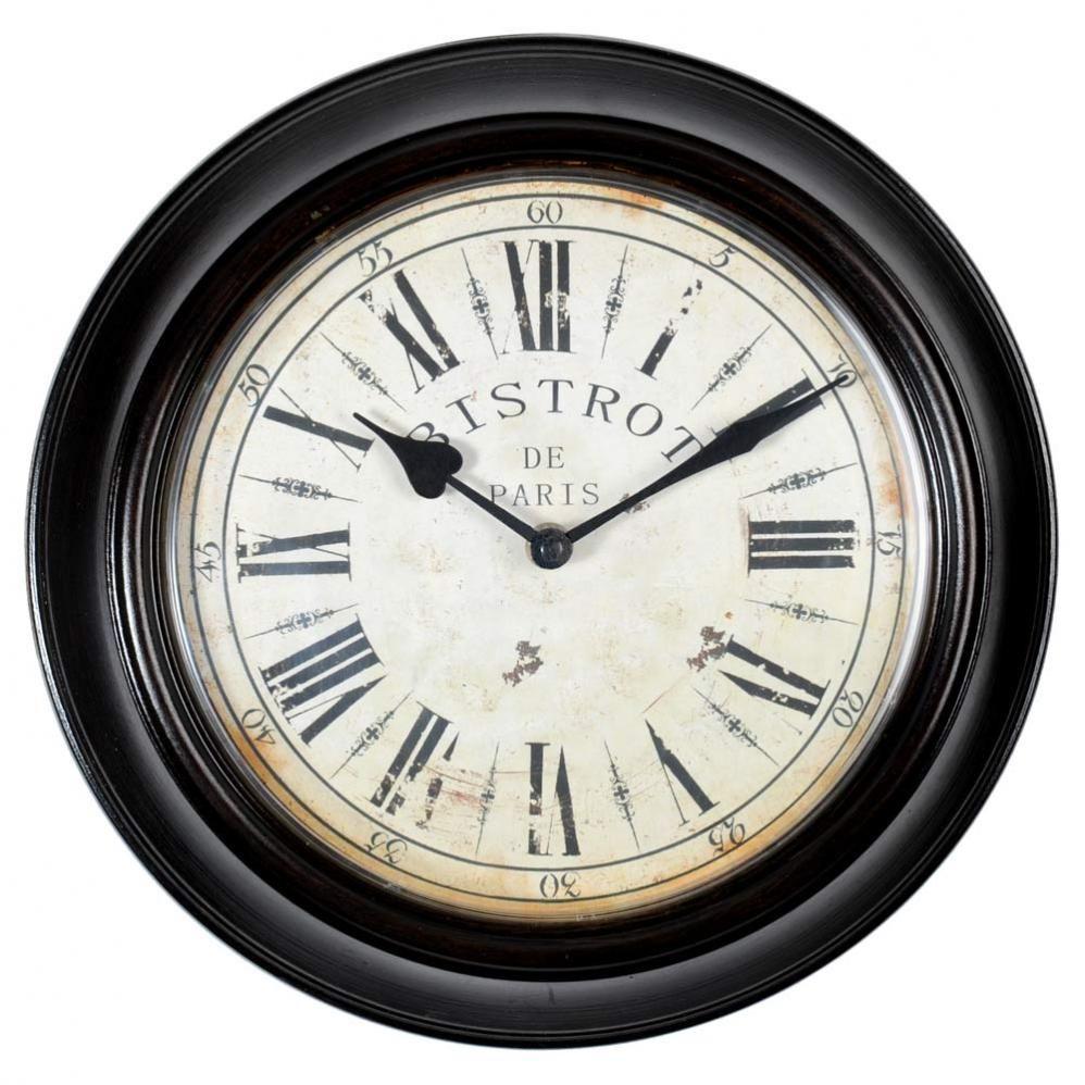 horloge bistrot horloge deco bistrot et maison du monde