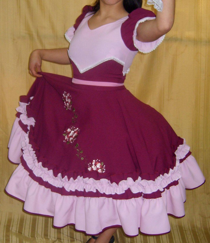 Vestidos fiestas patrias chile