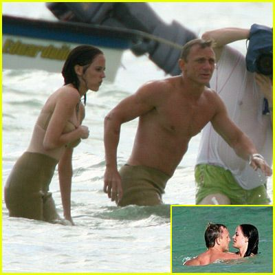 Nudity in casino royale speculation and gambling