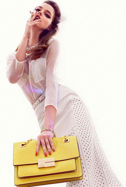 Michael Kors Quinn Rectangular Shoulder Bag | Vogue spain